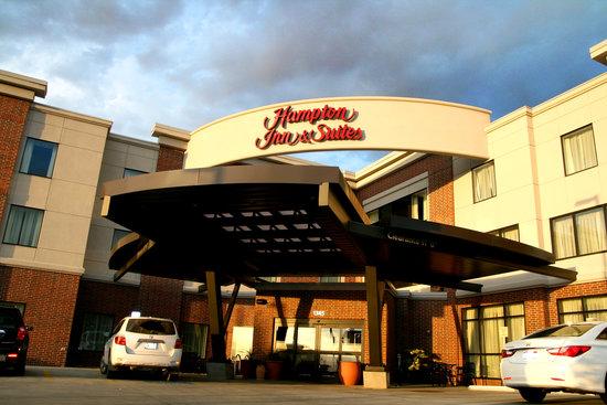 Hampton Inn & Suites Salt Lake City/University-Foothill Dr.: Welcome to Hampton Inn & Suites