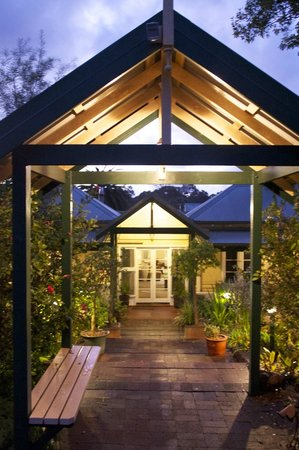 Margaret River Guest House: First impression of this beautiful,quaint house