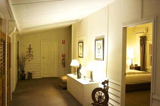 Margaret River Guest House: Cosy interior