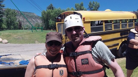 Durango Rivertrippers & Adventure Tours: Ready for fun!