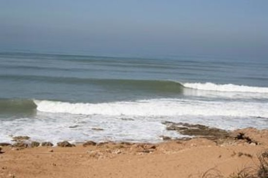 Safi Surf Camp: secret spot