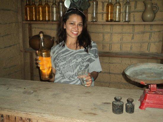 Sesc Iparana: bar fazendinha
