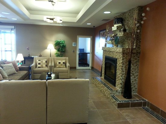 Holiday Inn Express Hotel & Suites West Coxsackie : Lobby principal