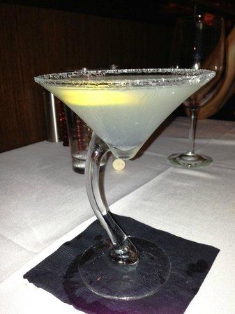 333 Pacific - Steaks & Seafood: 333 - Lemon Drop Martini