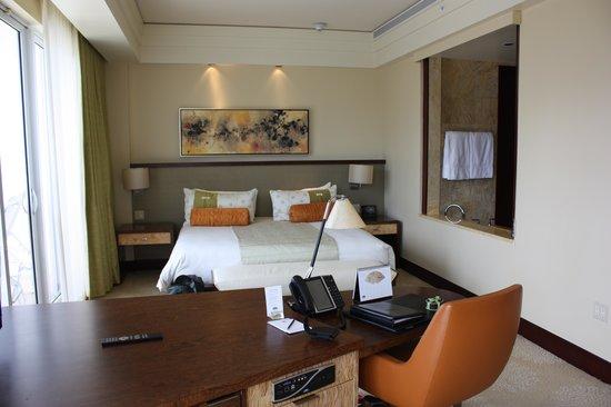 Mandarin Oriental, Miami: our room