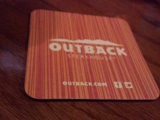 Outback Steakhouse: Outback