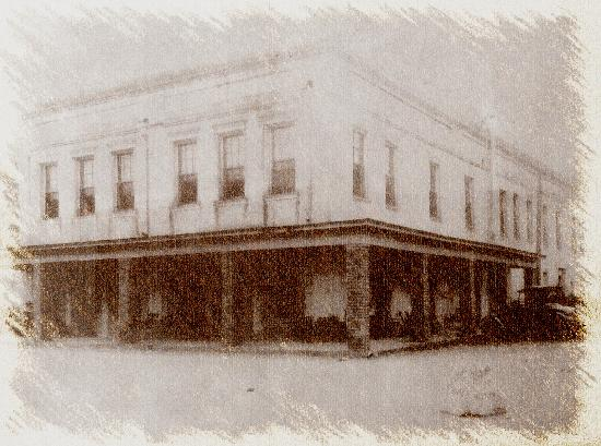 The Historic Jefferson Hotel: Old Photo of the Jefferson Hotel