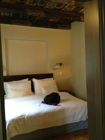 EA Residence U Bílé kuželky: Bedroom