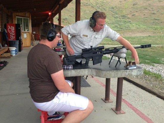 Jackson Hole Shooting Experience : Bushmaster