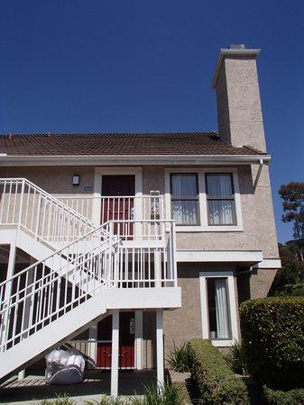 Residence Inn San Diego La Jolla : Our room.