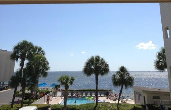Sailport Waterfront Suites: view furring the day