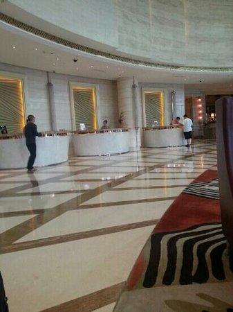Howard Johnson Sunshine Plaza Ningbo : lobby