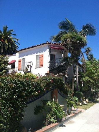 Villa Rosa Inn: Villa Rosa