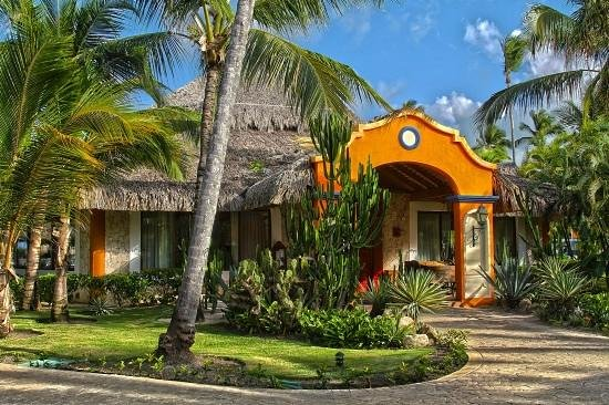 Grand Bahia Principe Punta Cana: Mexican restaurant ... really enjoyed ourselves