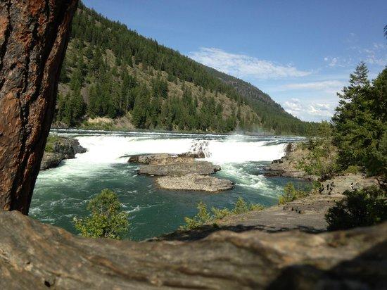 Clark Fork, ID: Kootnei Falls!