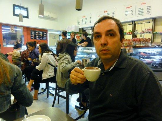 Doces Hungaros: Ambiente