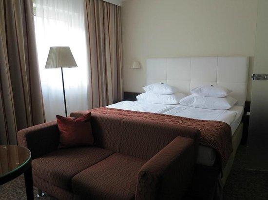 Hotel Das Tigra: Bedroom/Living area