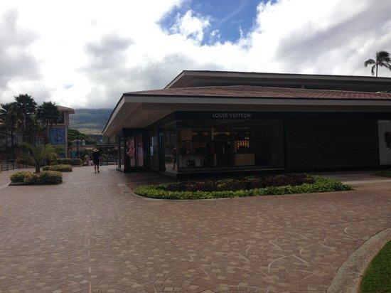 Whalers Village Museum: Whaler's Village - Maui, Hawaii
