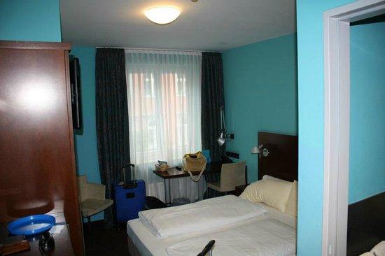 Belle Blue Hotel: Bedroom