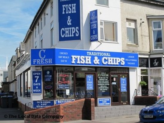 C Fresh Fish and Chips : Family run business