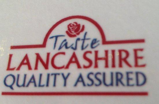 C Fresh Fish and Chips: Taste of Lancashire award