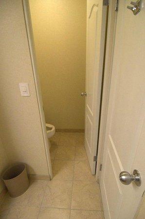 Safi Royal Luxury Towers: Вход в туалет