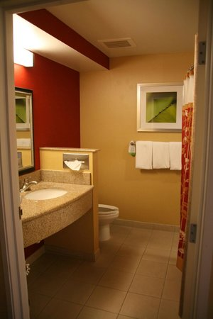 Courtyard Philadelphia Montgomeryville: bathroom