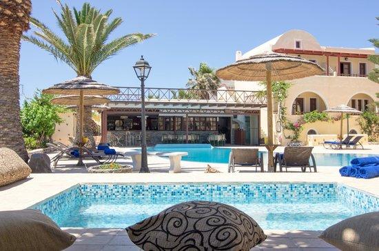 Smaragdi Hotel Santorini
