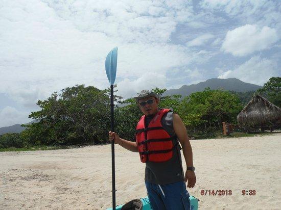 Tranquility Bay Beach Retreat: KAYACKING