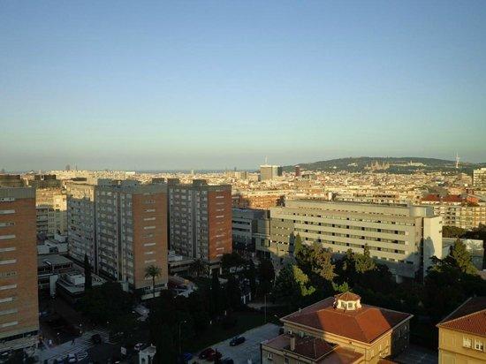 Gran Hotel Princesa Sofia: Vista do quarto