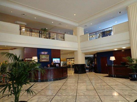 Gran Hotel Princesa Sofia: Recepção