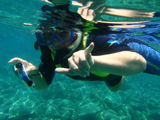 Maui Snorkel Tours: Having Fun!