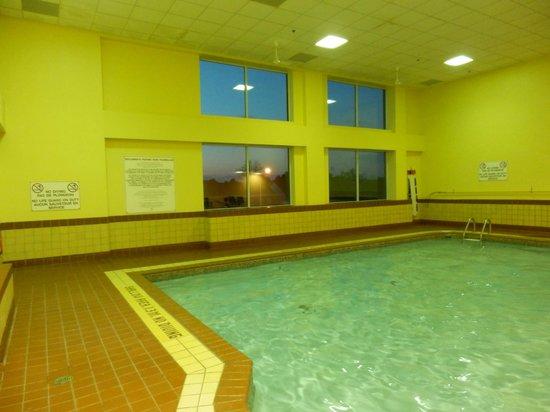 Hampton Inn by Hilton Ottawa: The Pool at the 4e Floor