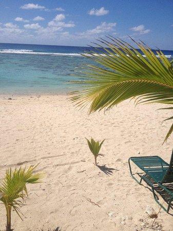 The Edgewater Resort & Spa: View from Beachfront Villa