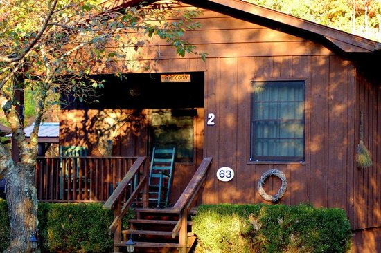 Sunset Farm Cabins: The Raccoon