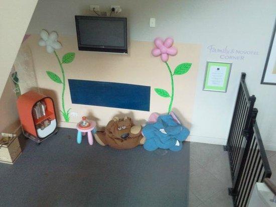 Novotel Barossa Valley Resort: Kids room