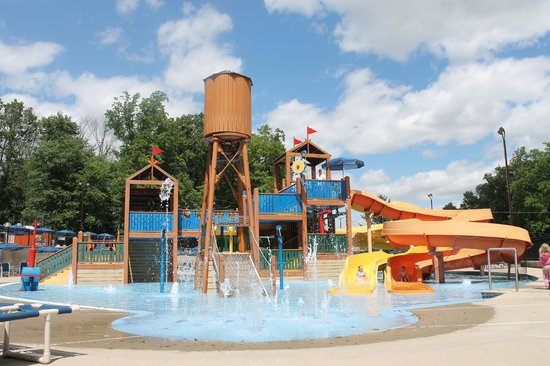 Yogi Bear's Jellystone Park Camp-Resort in Quarryville : Yogi Bear's Water Zone!