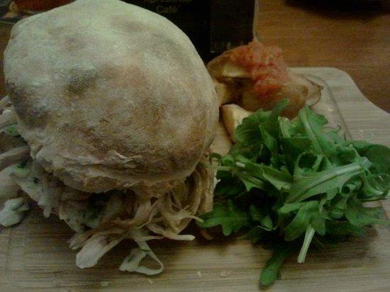 Barossa Valley Brewing: Lovely burger