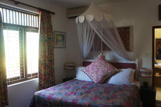 Kikili House : Bedroom