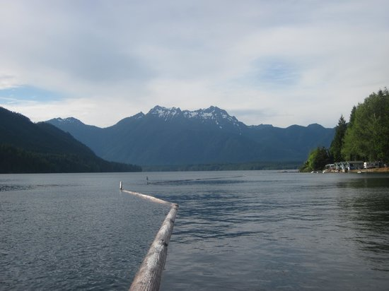 Lake Cushman Resort: Lake Cushman