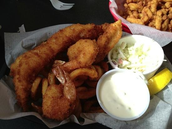 J's Fish & Chips : 3 item combo