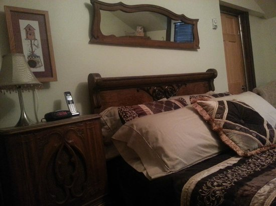 Bed and Breakfast Du Repos: chambre