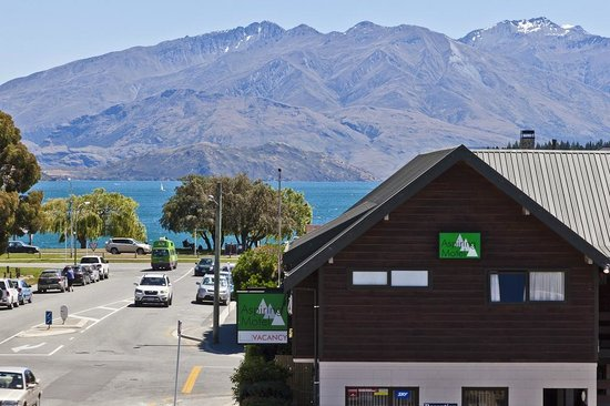 Aspiring Lodge Motel: Aspiring Motel and Lake Wanaka