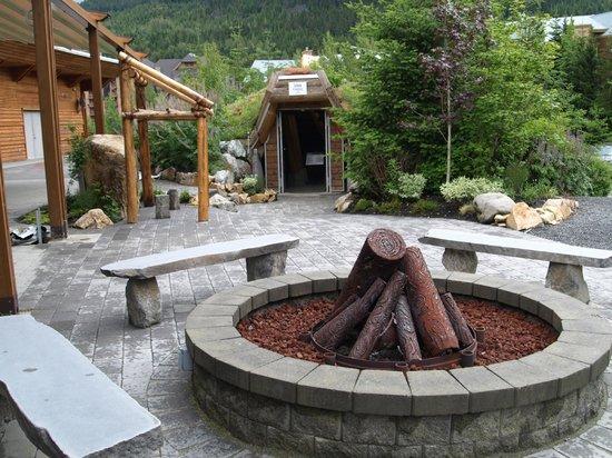 Squamish Lil'wat Cultural Centre: Cultural Centre