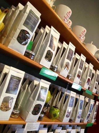 Tealicious House: teas