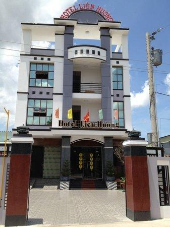 Go Cong, Vietnam: lien huong hotel