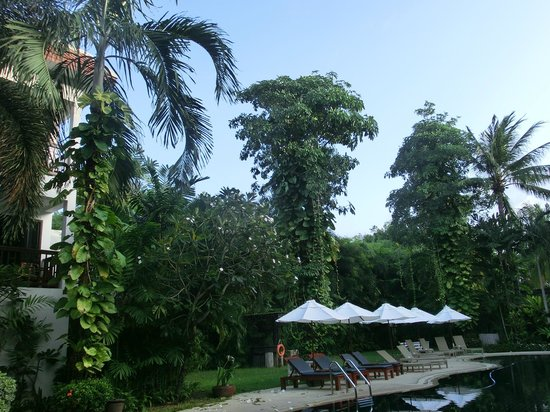 Salathai Resort: Pretty oasis