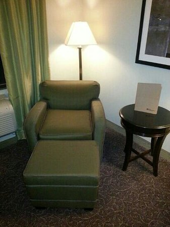 Hilton Garden Inn Norman: Standard king room.
