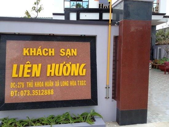 Go Cong, Wietnam: lien huong hotel