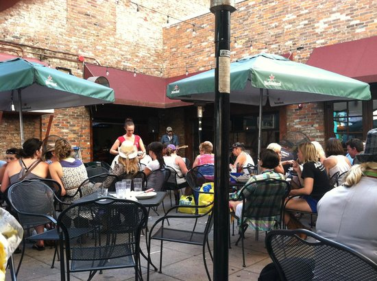 Really Enjoyed The Breeze And Live Music On Second Floor